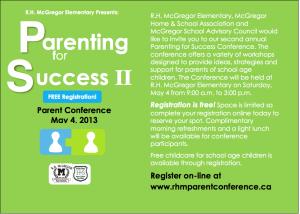 parent conference 1