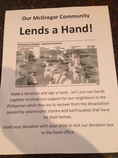Lend a Hand and Support the Victims of Typhoon Haiyan in the Phillipines